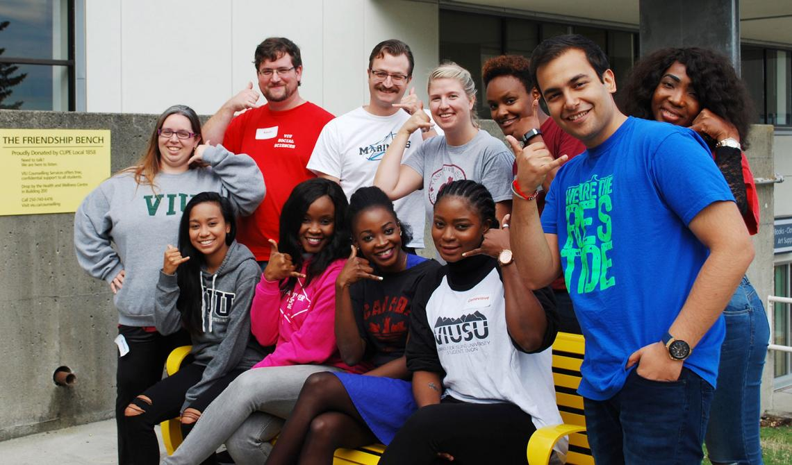 VIU Alumni Student Callers